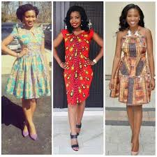 Ankara Shorts Designs For Ladies