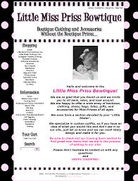 Little Miss Chart Little Miss Priss Bowtique Competitors Revenue And