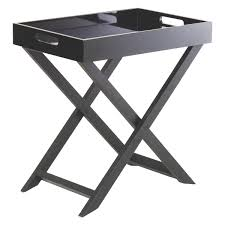 stylish small folding side table with small folding side table