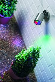 Outdoor Color Changing Led Lights Stylish Standalone Outdoor Led Colour Changing Garden Wall