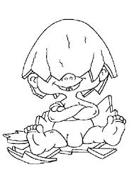 Kleurplaat Krokodil Afb 3053 Kleurplaat Dieren Uit Een Ei