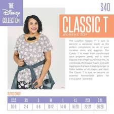 Classic Lularoe Size Chart Disney Mae Size Chart Best Picture Of Chart Anyimage Org