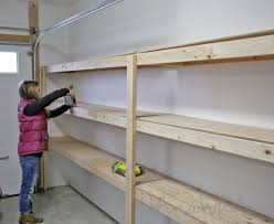 if you have stud wall and are looking for sy fast easy and inexpensive diy garage storage this is the plan i would recommend