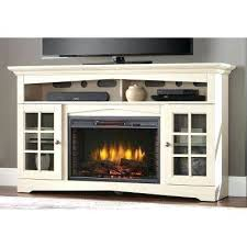tv console with fireplace stand infrared electric fireplace in aged white tv console with fireplace reviews