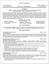 Corporate Attorney Resume Sample Corporate Attorney Resumes