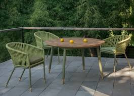 exclusive outdoor rope dining chair 7