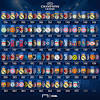 Free to download uefa champions league vector logo in ai / eps vector format. 1
