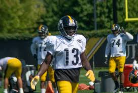 Steelers Depth Chart At Receiver Still Wide Open Behind