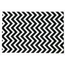 black and white chevron rug black white chevron rug and patterned modern rugs of beauty