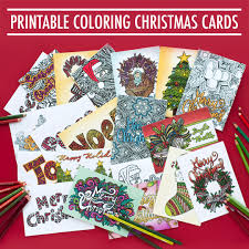 Gather your favorite activities, worksheets, or articles and inspire other parents and. Christmas Cards 20 Pack Sarah Renae Clark Coloring Book Artist And Designer