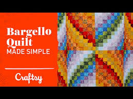 Bargello quilt project made simple | Quilting Tutorial with Angela ... & Bargello quilt project made simple | Quilting Tutorial with Angela Walters  - YouTube Adamdwight.com