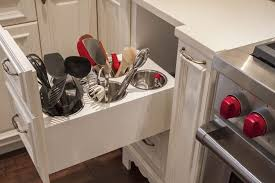 Drawers For Kitchen Cabinets Kitchen Cabinets With Drawers 16 Functional Storage Solutions