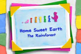 Home Sweet Earth: The Rainforest | Barney Wiki | Fandom