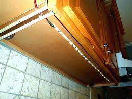 shelf lighting strips. Led Strips Under Cabinet Lighting  Outlet Lights Cabinets Kitchen Shelf L