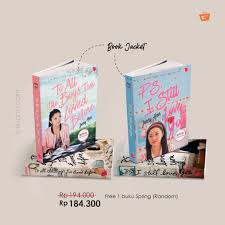 See all 171 questions about to all the boys i've loved before… lists with this book. P S Bundling I Still Love You Book Jacket To All The Boys I Ve Loved Before Book Jacket Shopee Malaysia