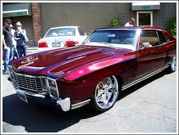 Wild Cherry Candy ( 1972 Monte Carlo ) | Candy paint, monte Carlo ...