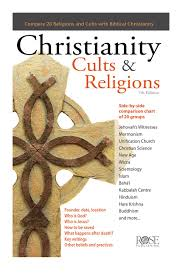 Christianity Cults Religions Pamphlet Preview By Rose