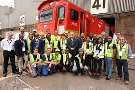 He has wealth of business experience gained in companies such as transnet, eskom, hollard and santam. Transnet Receives First Traxx Locomotive From Bombardier