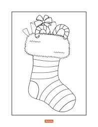 blank christmas coloring page. Contemporary Page Precious U214730 Christmas Coloring Pages Stocking  For Kids Best Classy  Y487351  On Blank Christmas Coloring Page L