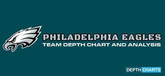 2019 2020 Philadelphia Eagles Depth Chart Live