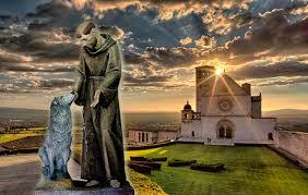 Αποτέλεσμα εικόνας για Ad Assisi è il giorno di San Francesco