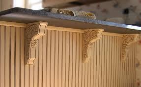 wood countertop support brackets