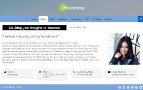 Template 40 Best Vcard Wordpress Themes Resume Cv Template 002216