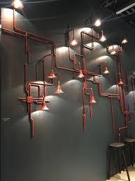 Designer Electrical Conduit What Is Contemporary Design Industrial Light Fixtures