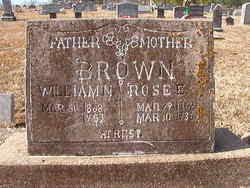"Rosetta ""Rosie"" Riggs Brown (1869-1936) - Find A Grave Memorial"