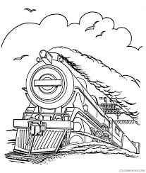 To save on printer ink, simply print the blackline coloring sheets your child likes best. Polar Express Train Coloring Pages Coloring4free Coloring4free Com