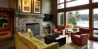 traditional stone fireplace ideas with modern furniture set for charming lake house plan lake house furniture n96
