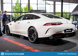 View inventory and schedule a test drive. Mercedes Benz Amg Gt 63 S 4 Door Coupe 4matic Sports Car Editorial Stock Image Image Of Cars International 158965129