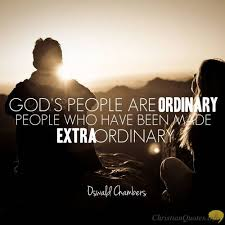 Oswald Chambers Quotes Inspiration Oswald Chambers Quote Ordinary People Extraordinary Purpose Click