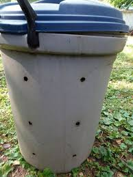 trash can compost bin. Contemporary Can How To Make A Compost Bin From Trash Can For C