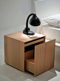 Modern Bedside Table Inspiration Decor On Table