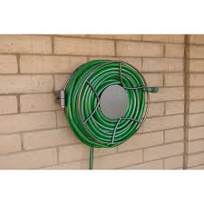 garden hose reel wall mount. Amazon.com : Yard Butler SRWM-180 Wall-Mounted Hose Reel Garden Reels \u0026 Outdoor Wall Mount