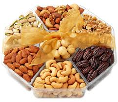 holiday nuts gift basket gourmet food gifts prime delivery mothers fathers