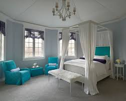 young adult bedroom furniture. example of a large transitional guest carpeted bedroom design in chicago with gray walls young adult furniture