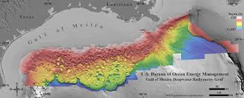 Nautical Charts Sea Of Cortez New Seafloor Map Reveals How Strange The Gulf Of Mexico Is