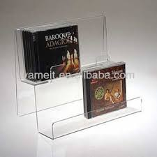 Dvd Display Stands Adorable Clear Acrylic Manufacture Cd Dvd Holder Display Rack Stand Buy