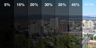 spokane commercial window tinting percent