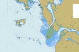 Prince Rupert Harbour Marine Chart Ca570125 Nautical