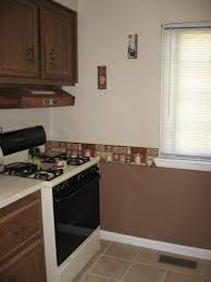Wall Paint For Kitchen Kitchen Wall Colors With Brown Cabinets Small Storage