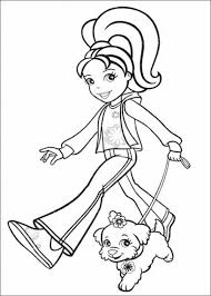Small Picture Polly Pocket Coloring Pages Coloring Coloring Pages
