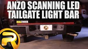 how to install anzo scanning led tailgate light bar how to install anzo scanning led tailgate light bar