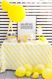 sunshine birthday party july 28th