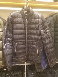Nwot Prada Piumino Nylon Lucido Down Puffer Jacket Black 56