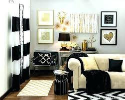 Gold Black And White Room Gray Bedroom Ideas Hous – heritagefashions.co