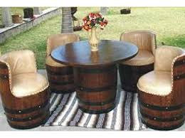 Image Bar Used Wine Barrel Furniture With Barrel Art On Pinterest Wine Barrels Wine Barrel Furniture And Losangeleseventplanninginfo Used Wine Barrel Furniture With Whiskey Barre 28293