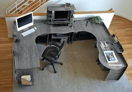 two person office desk. 2 Person Office Desk Employee For Corner Decorating Two G